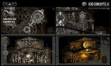 Bolshoi 3D Mapping_H3OCONCEPTS_07