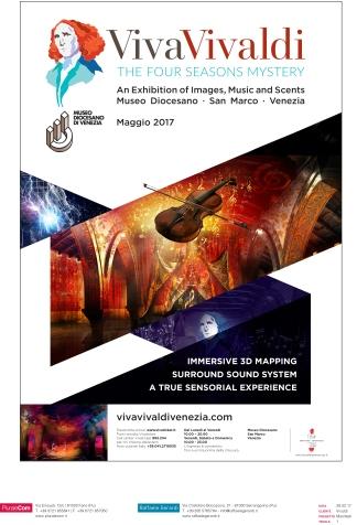 Viva Vivaldi immersive show by H3O 2017