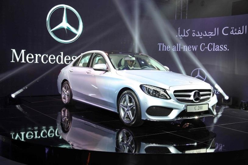 2015_Mercedes-Benz_C-Class_C200_Arrives_in_UAE