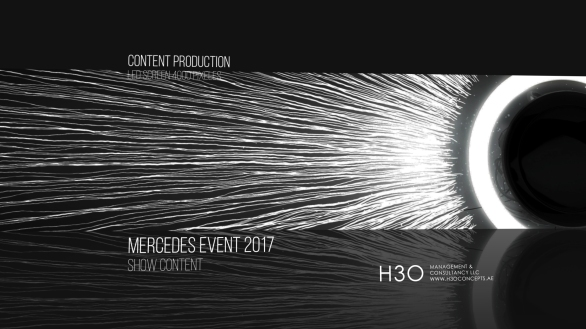H 3 O_Mercedes Event_Content trailer Screenshot_00
