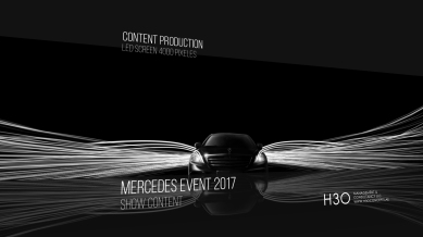H 3 O_Mercedes Event_Content trailer Screenshot_02