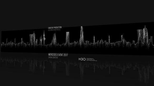 H 3 O_Mercedes Event_Content trailer Screenshot_06