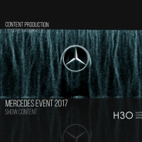 """Mercedes S Class"" / Content Production /  4 minutes / Abu Dhabi 2017"