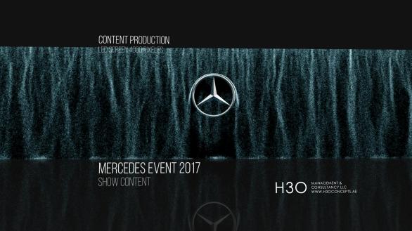 H 3 O_Mercedes Event_Content trailer Screenshot_07