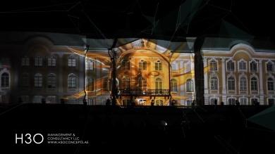 H 3 O Peterhof Palace - Saint Petersburg 2011 _ 07