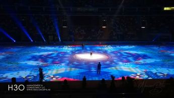 HONOR OF NATION_Moscow Ice rink Mapping content_01