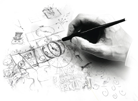 hand sketch 3