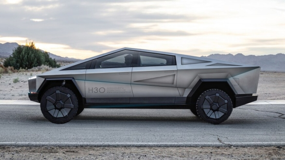 Cybertruck redesign / tesla / truck car concept