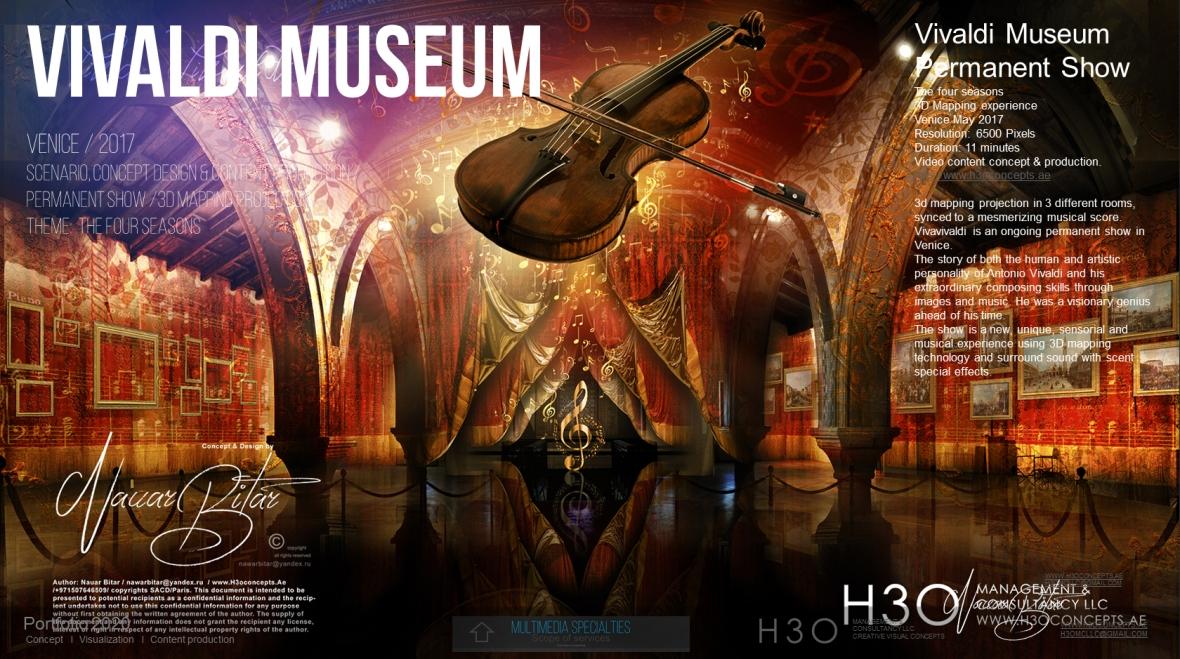 H 3 O - PORTFOLIO 2020 - Vivaldi Museum 03